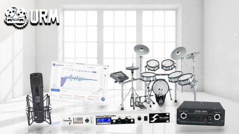 Flexible Recording - Part 1 (E-Drums)