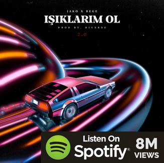 Listen On Spotify (Edit/Mix/Mastering)