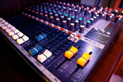 Mixer - Soundcraft EFX
