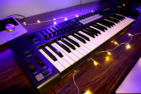 MIDI - Novation Launchkey