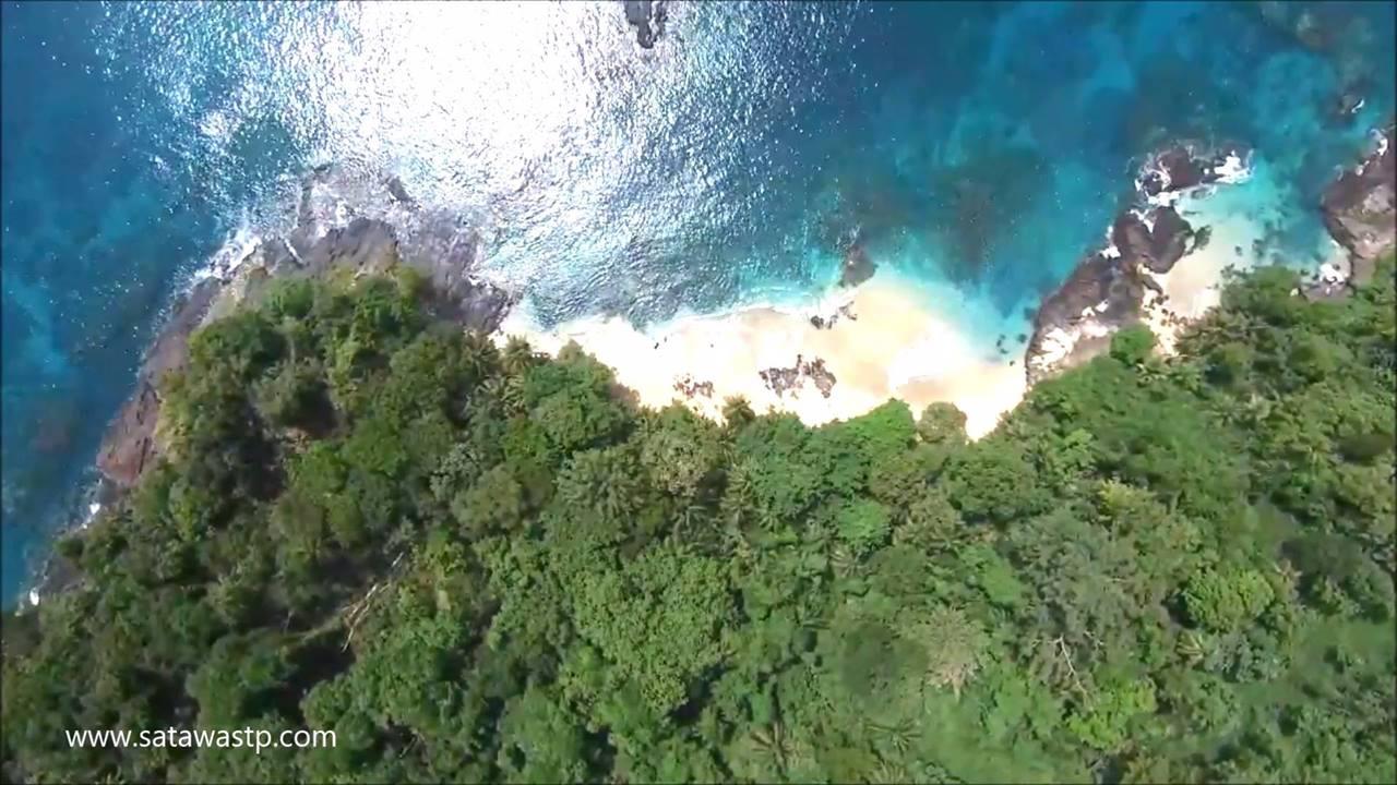 São Tomé e Principe, um paraíso tropical