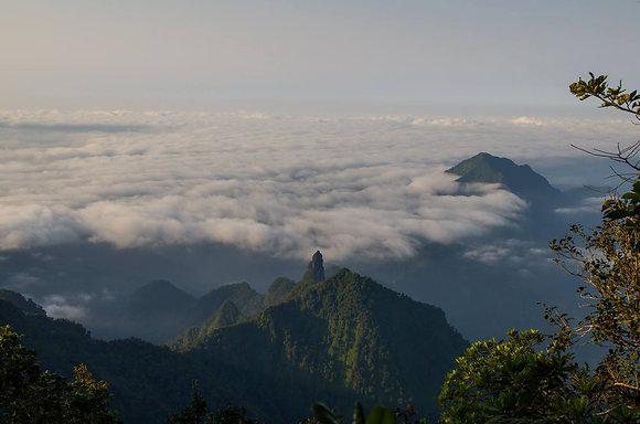 Trekking Pico São Tomé - Pack B
