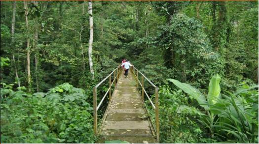 Trekking 7 Tunnels (Cascade Angolar) - Pack B
