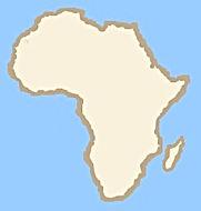 carte afrique sao tome e principe