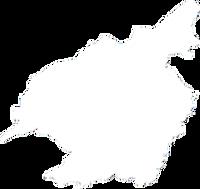 Carte de ilheu as roas São Tomé et Principe ilôt des tourterelles