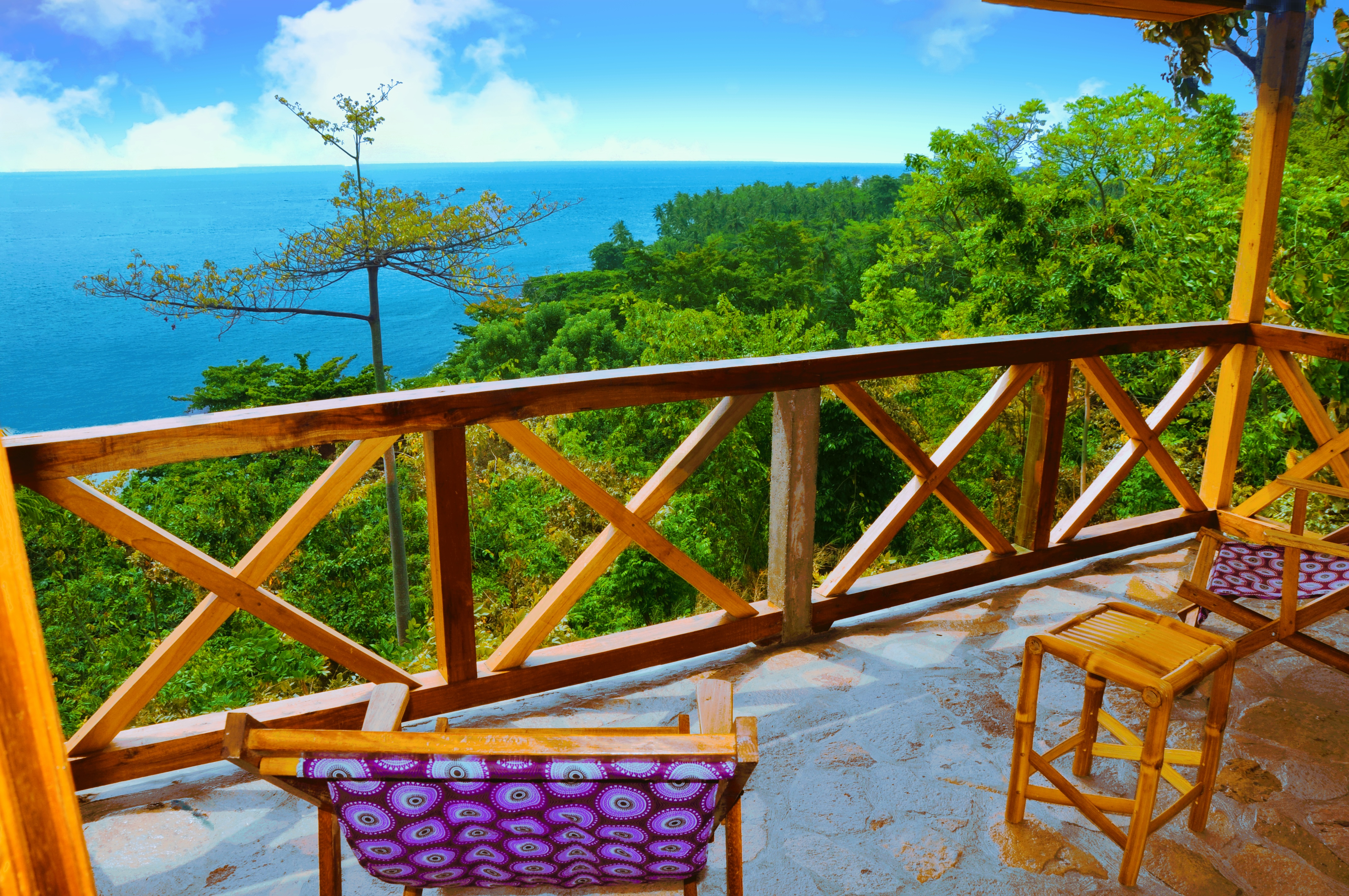Mucumbli Eco Lodge - Satawa