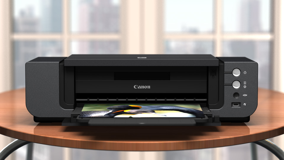 Canon 9500
