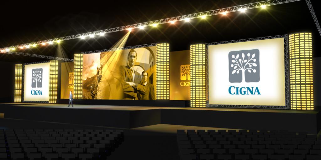 Cigna stage