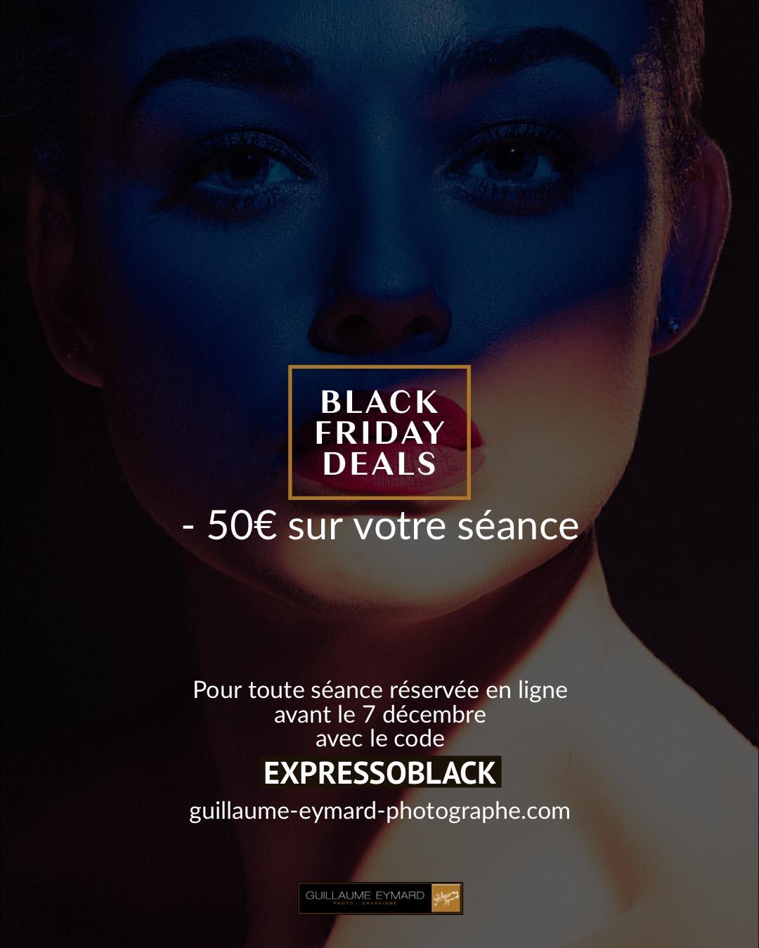 Black Friday - Guillaume Eymard