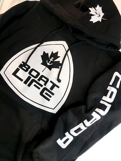 CANADA: Relaxed Fit Hoodie