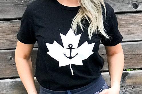 ANCHOR LEAF: Mini T-Shirt