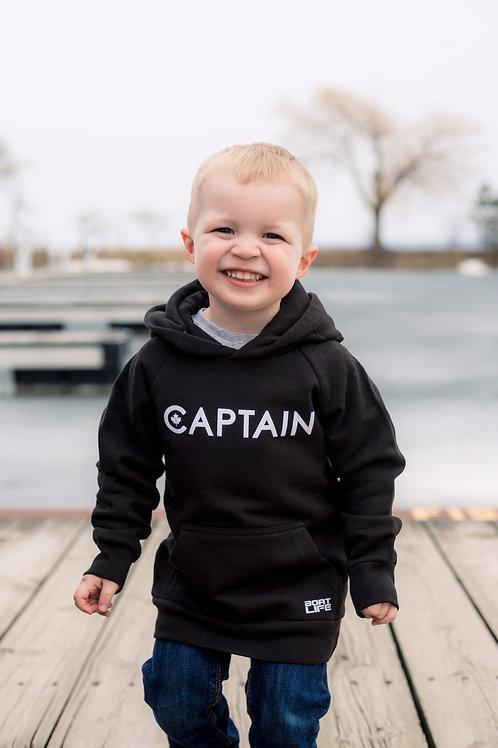 Mini Captain Hoodie