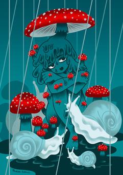 Rainy Season Mood
