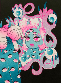 Mascara - 100 Eyed Monster