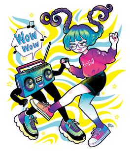 Dancin' to the Music