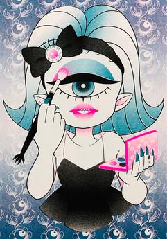 Eyeshadow - One Eyed Monster