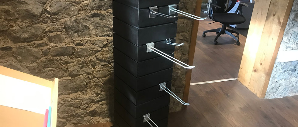 Mobile Jewellery Stand