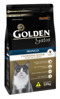 Golden gatos