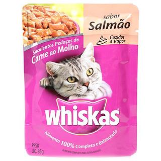 Whiskas Salmão