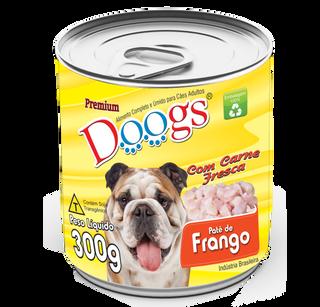 Doogs frango