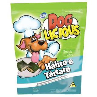 Dog Licious Hálito&Tártaro