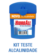 HidroAll - Kit Teste Alcalinidade