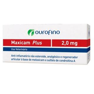 Maxicam Plus 2mg