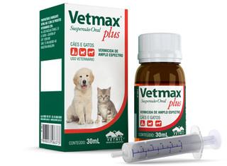 Vetmax Plus Suspensão