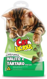 Cat Licious Hálito e Tátaro