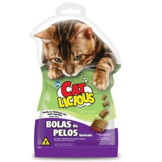 Cat Licious Bolas de Pelos