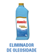 HidroAll - Eliminador de Oleosidade