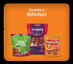 Snacks e Bifinhos