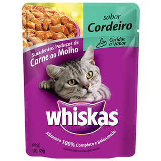 Whiskas Cordeiro