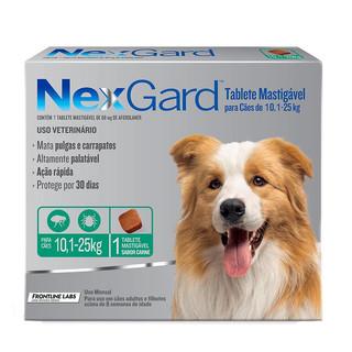 Nexgard 10,1 a 25kg