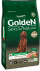 Golden Seleção Natural Cãe Adultos 15KG