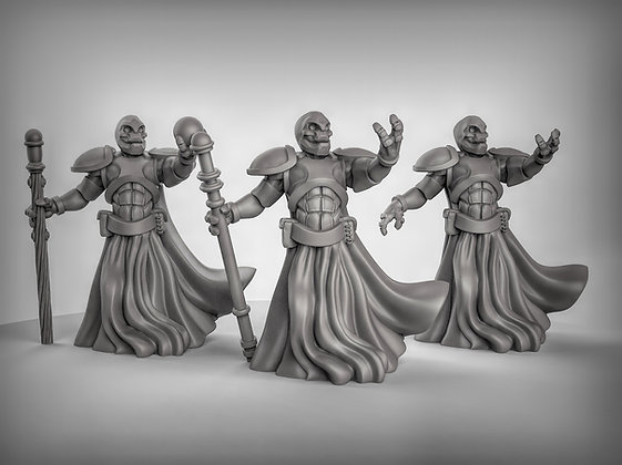 Warforged spellcasters 2 (multipart)