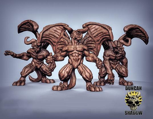 Gargoyles (pre supported)