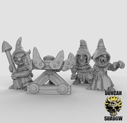 Goblin Bolt thrower (pre supported)