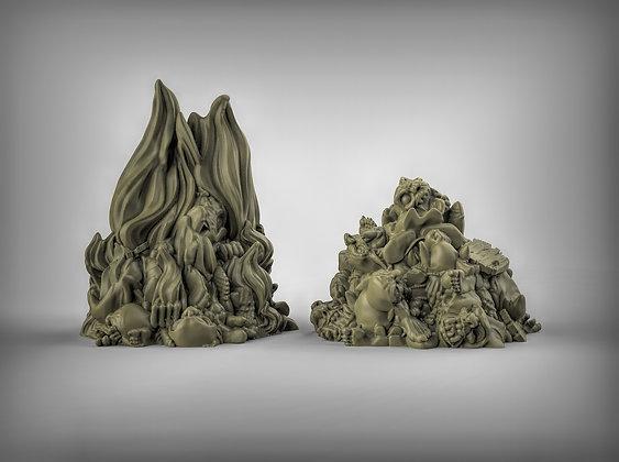 Goblin Pile of dead