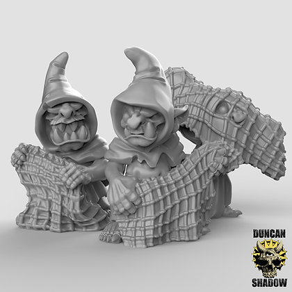 Goblin Netters (pre supported)