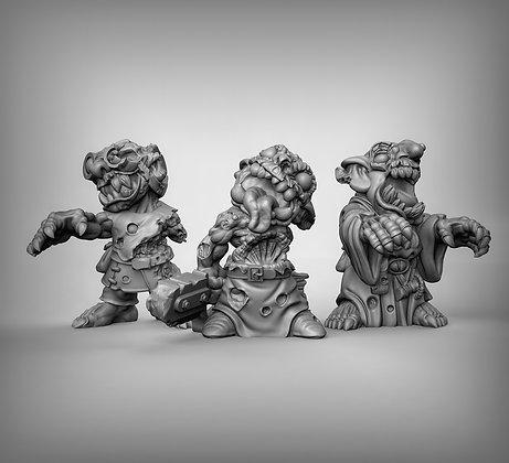 Zombie Goblins