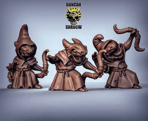 Kobolds with Bows (preSupported)