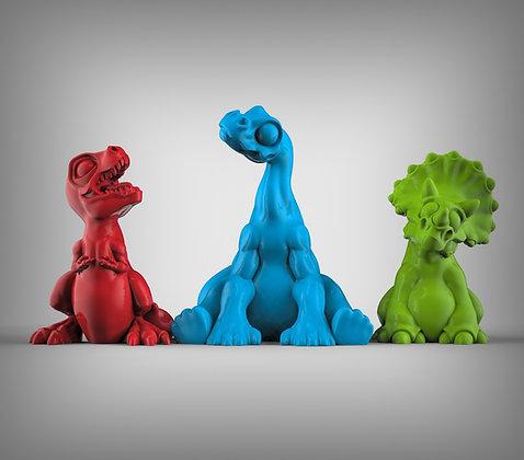 Cute Dinosaurs FREE