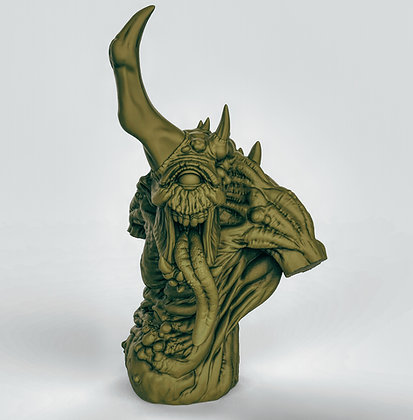 Plague Daemon bust