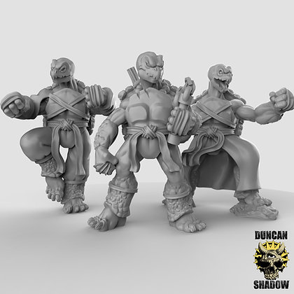 Tortol Monks (pre supported)