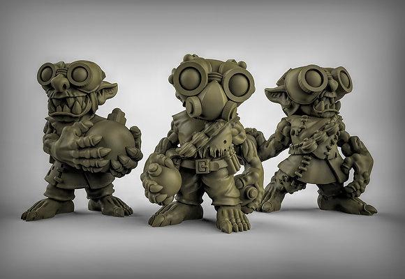 Goblin Alchemists