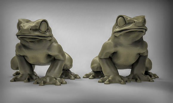 Giant Frogs