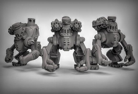 Rust Bucket Robots