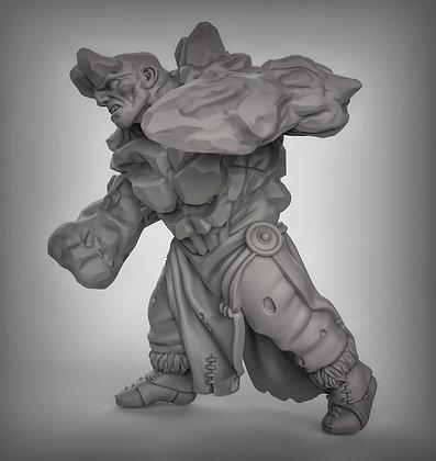 Frost Giant Elementalist