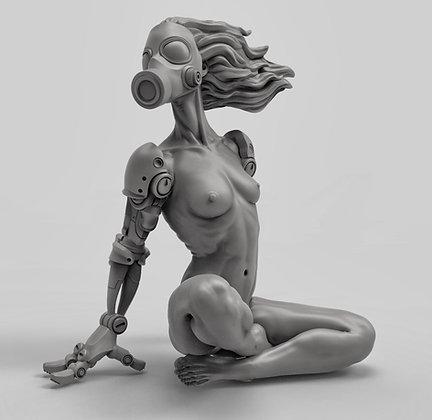 Transhuman Girl